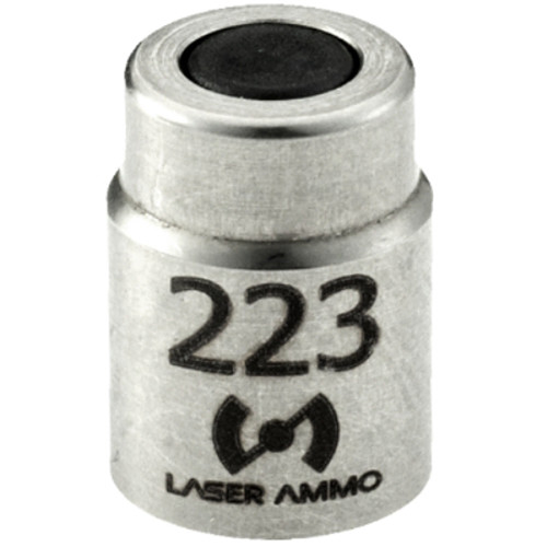Laser Ammo Replacement Back Cap for SureStrike .223 AR-15 Laser Training Cartridge