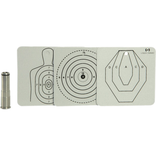 Laser Ammo SureStrike .38 Special and .357 Magnum IR Laser Trainer Cartridge