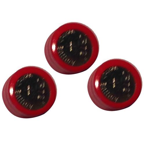 Laser Ammo Red Battery Pack for SureStrike Makarov Cartridge (3-Pack)