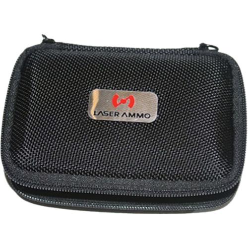 Laser Ammo Carrying Case for Laser Trainer Cartridges (Black)