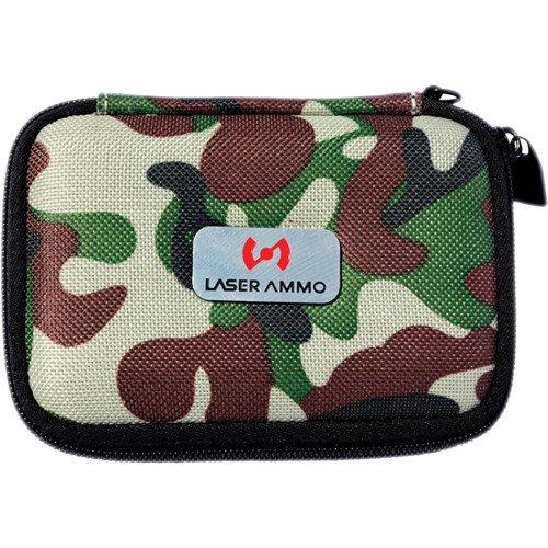 Laser Ammo Carrying Case for Laser Trainer Cartridges (Camo)
