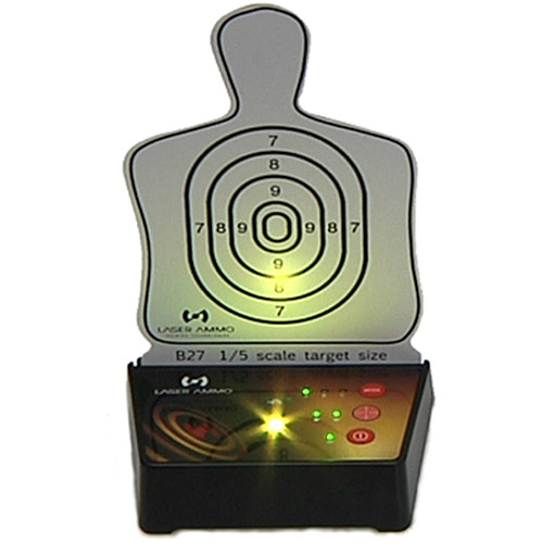 Laser Ammo Interactive Multi-Target Training System