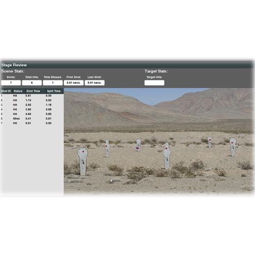 Laser Ammo Open Range Software
