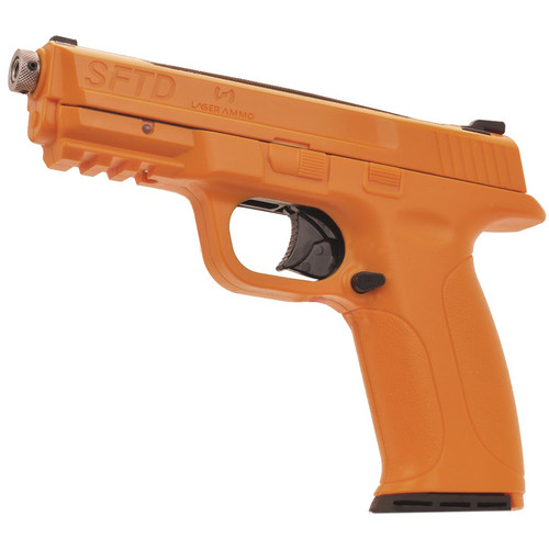Laser Ammo Advanced Training Laser Pistol (Pro, Red Laser)