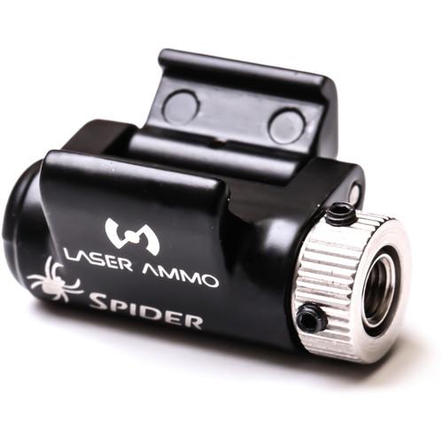 Laser Ammo Kit of SPIDER Adapter & SureStrike Vibration Cartridge (IR Laser)