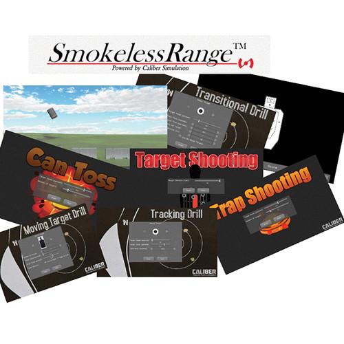 Laser Ammo Smokeless Range Simulator