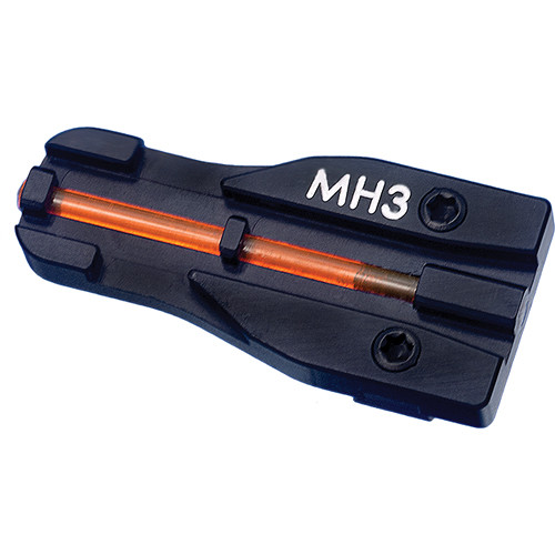 Laser Ammo T.A.S. Red Fiber-Optic J Sight for Glock