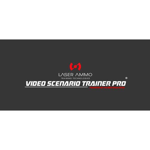 Laser Ammo Judgmental Video Trainer Pro