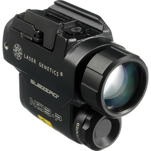 Laser Genetics ND-3-P Subzero Laser Designator with Pistol Mount