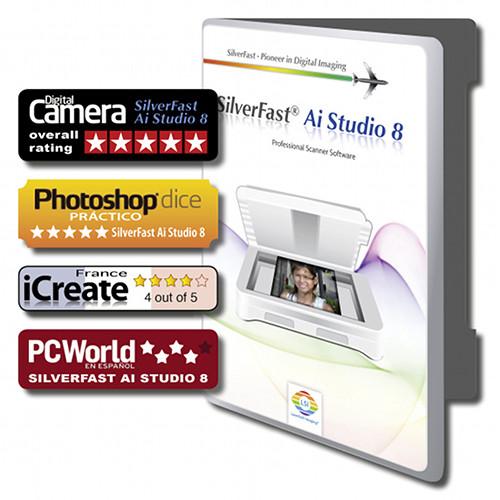 LaserSoft Imaging SilverFast Ai Studio 8 Scanner Software for Braun Multimag SlideScan 6000