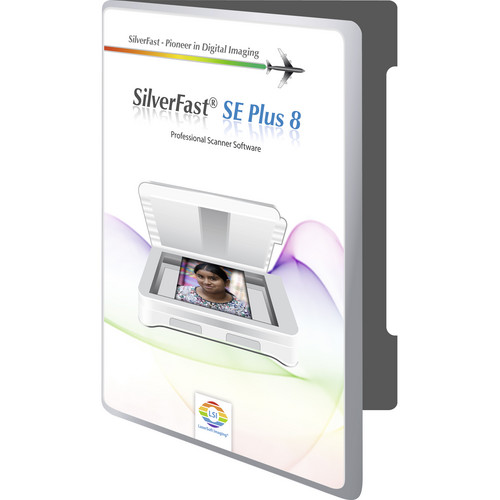 LaserSoft Imaging SilverFast SE Plus 8 Scanner Software for Epson Perfection v30