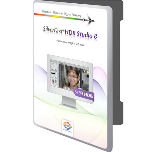 LaserSoft Imaging SilverFast HDR Studio 8 Imaging Software