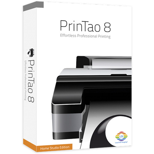 LaserSoft Imaging PrinTao 8 for Mac (Download, Epson Home Studio Edition)