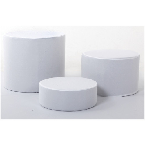 Lastolite Low Level Posing Tubs Covers (Set of 3, White)