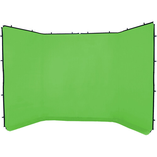 Lastolite Chromakey Green Cover for the 13' Panoramic Background