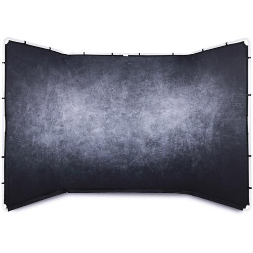 Lastolite Black Cover for the 13' Panoramic Background (Granite)