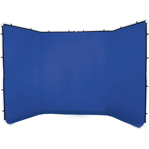 Lastolite Chroma Key Blue Cover for the 13' Panoramic Background