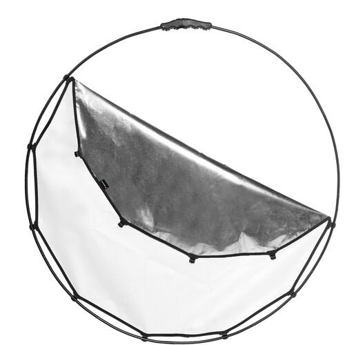"""Lastolite Halo Compact Reflector (Silver/White, 32"""")"""
