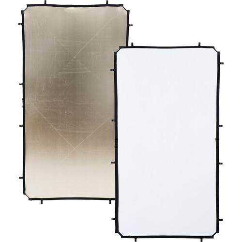 Lastolite Skylite Rapid Fabric Reflector (Sunfire/White, 3.6 x 6.6')