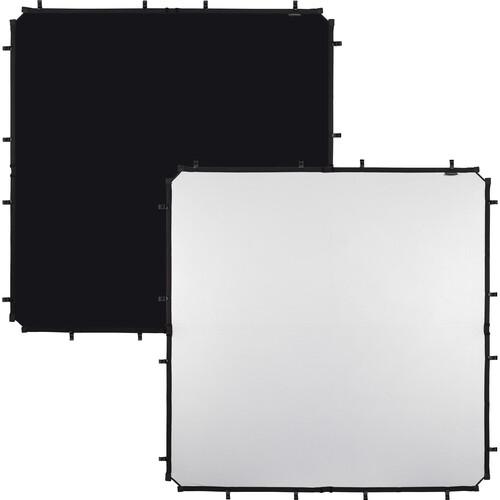 Lastolite Skylite Rapid Black/White Fabric (5 x 5')