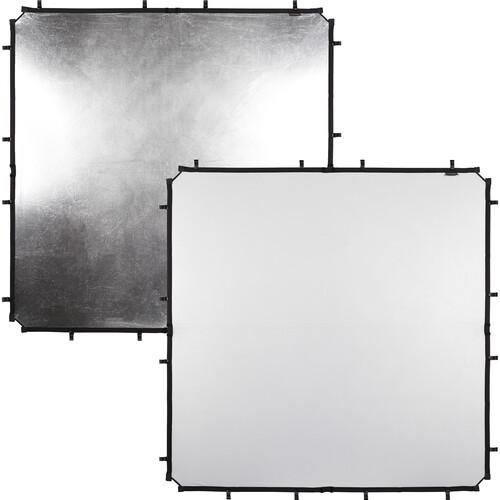 Lastolite Skylite Rapid Silver/White Fabric (5 x 5')
