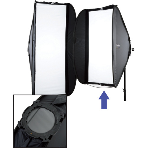 "Lastolite Ezybox II Switch Large (35 x 17"" / 35 x 35"")"