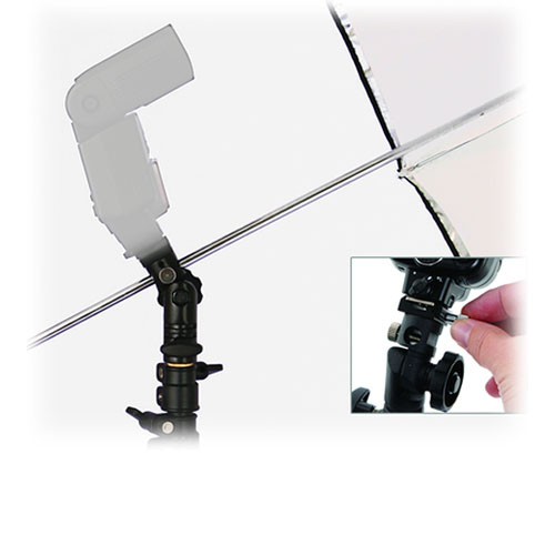 "Lastolite All-In-One Umbrella Kit with Tilthead Bracket (34"")"