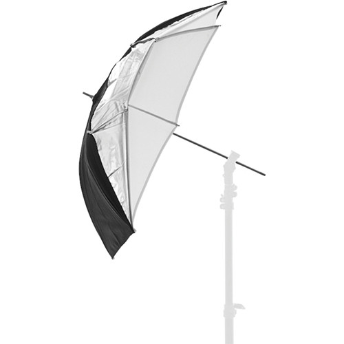 Lastolite LL LU3223F Dual Umbrella (Black/Silver/White)