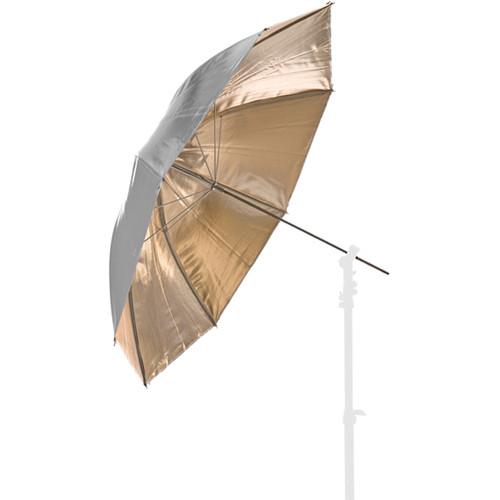 "Lastolite Reversible Fiberglass Umbrella (Sunfire/Silver, 41"")"