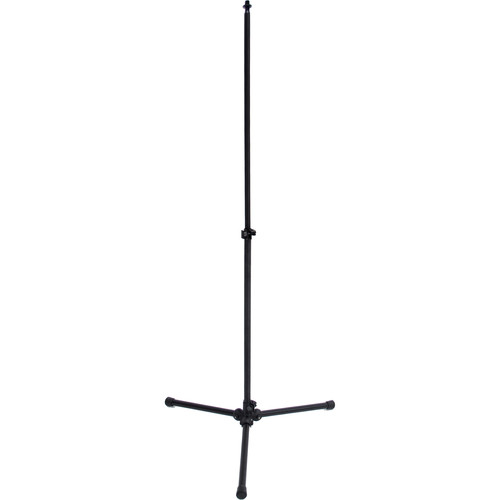 LATCH LAKE micKing 1100BKST Microphone Stand (5' Black)