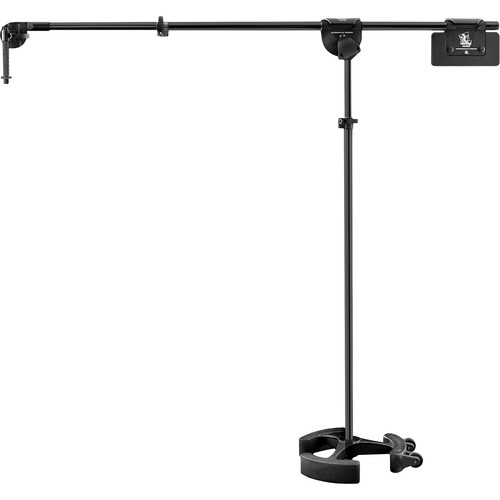 LATCH LAKE micKing 2200 Boom Microphone Stand (Black)