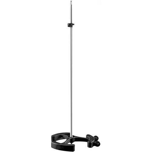LATCH LAKE micKing 2200 Microphone Stand (Chrome)