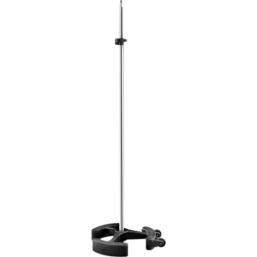 LATCH LAKE micKing 2200 Straight Microphone Stand (Chrome)