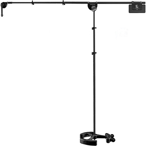 LATCH LAKE micKing 3300 Boom Microphone Stand (Black)