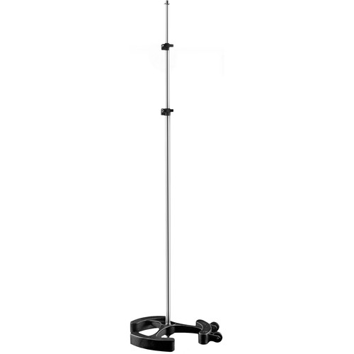 LATCH LAKE micKing 3300 Microphone Stand (Chrome)