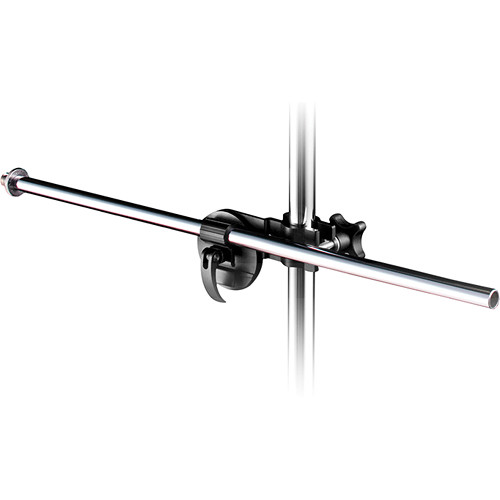 "LATCH LAKE Xtra Boom Attachable Boom Arm (12"", Chrome)"