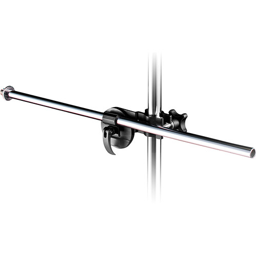 "LATCH LAKE Xtra Boom Attachable Boom Arm (24"", Chrome)"