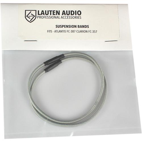 Lauten Audio Clarion and Atlantis Premium Shock Bands