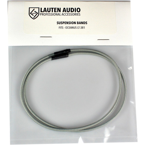 Lauten Audio Oceanus Premium Shock Bands