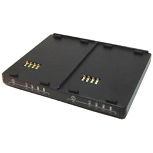 LawMate Dual Battery Charging Dock for BA-2200/BA-4400 SLIM Batteries