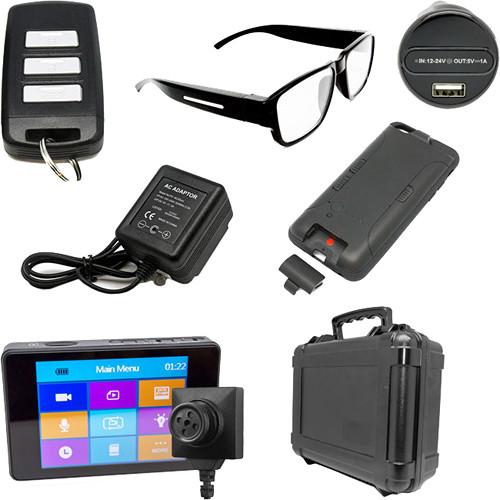 LawMate LM2000 Complete Surveillance Kit