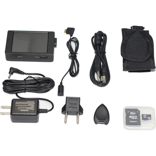 LawMate PV-500WP Handheld Wi-Fi HD DVR and Button/Screw Camera Kit