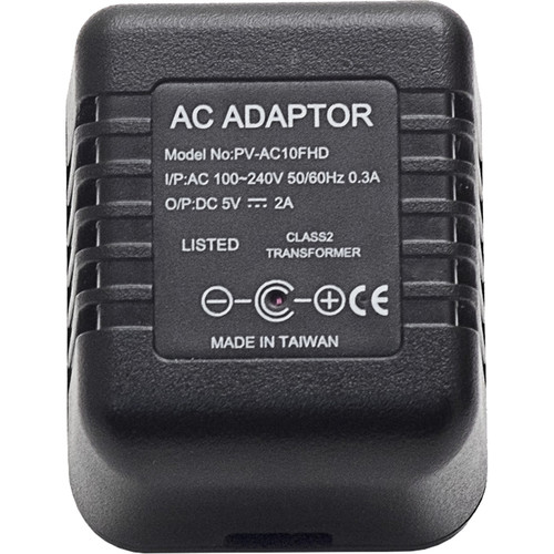 LawMate Power Adapter with 1920 x 1080 Covert Camera