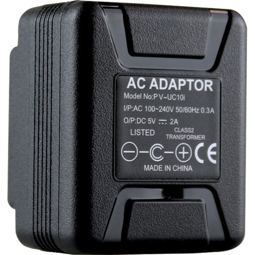 LawMate PV-AC20HDWI AC Adapter with Covert Wi-Fi Camera