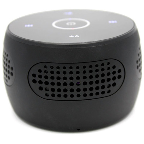LawMate Bluetooth Speaker with Covert Camera & DVR