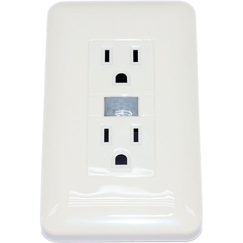 LawMate Nonfunctioning Outlet with Covert 1080p Camera & DVR