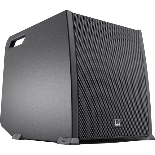LD Systems Subwoofer Extension for CURV 500 Portable Array System (Black)