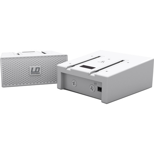 LD Systems 70/100 Volt Smartlink Adapter for CURV 500 Portable Array System (White)