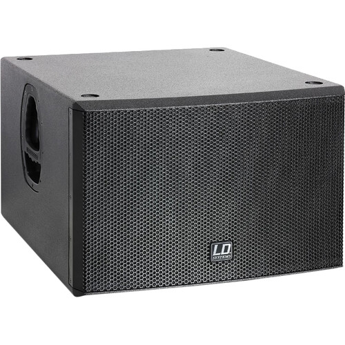 """LD Systems Subwoofer Extension for Maui 44 - 1600W Peak / 2 - 12"""" Subwoofers"""