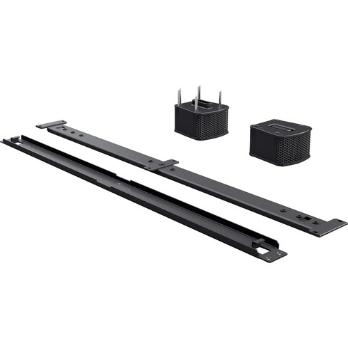 LD Systems Installation Kit for Maui G2 Columns (Parallel Wall Mount) (Black)